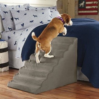 50 Dog Stairs For High Bed You Ll Love In 2020 Visual Hunt