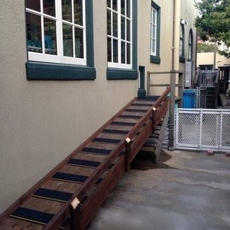 doggy ramp for deck - Google Search | For my