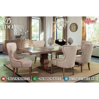 Double Pedestal Dining Room Table | Mahogany Dining Room ...