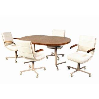 Douglas Casual Furniture - Caster Dinnette Dining Set ...