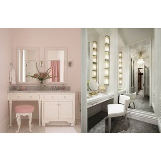 Dressing Table Inspiration & Lighting Tips | Makeup Savvy ...
