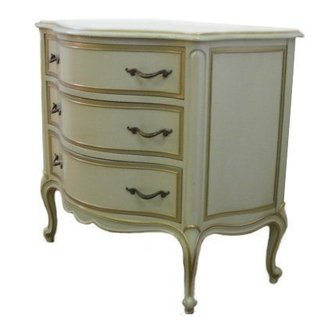 drexel vintage bedroom furniture | Drexel Touraine French ...