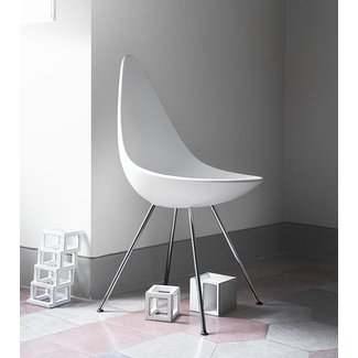 Drop™ chair, plastic shell
