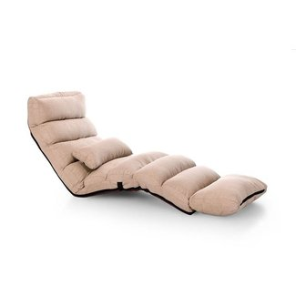 E-joy Relaxing Sofa Bean Bag Folding Sofa Chair, Futon Chair and Lounge