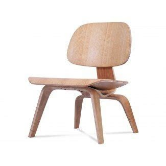 Eames LCW Lounge Chair Wood (Platinum Replica)