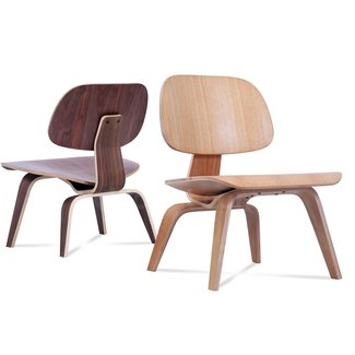 Eames LCW Lounge Chair Wood (Platinum Replica)