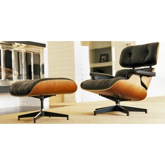 Eames Lounge Chair | Leather Medic of Fort Myers