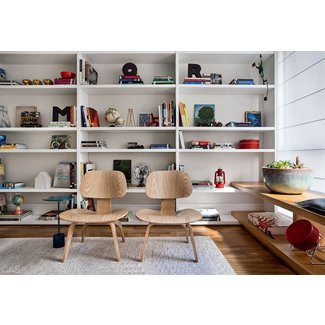 Eames Lounge Chair Wood