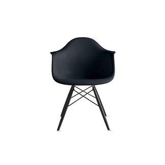 Eames Molded Plastic Armchair Dowel Base - Herman Miller