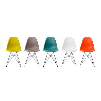 Eames Plastic Side Chair Vitra