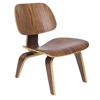 Eames Walnut Lounge Chair LCW - WonderWood