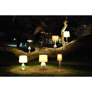 Eco. LED. Cordless. Battery Operated. Table Lamps ...