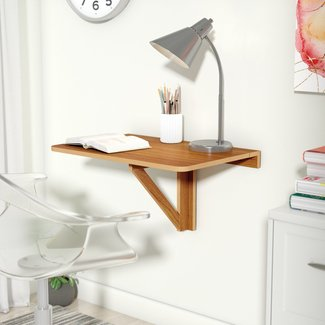 Eddie Wall Mounted Floating Desk