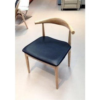 Elbow Chair Replica Ash Wood