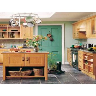 Elegant Country Kitchen Wallpaper Ideas For Home ...