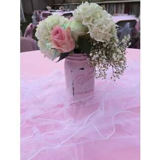 Elegant Shabby Chic Baby Shower - Baby Shower Ideas ...