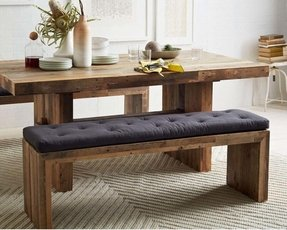 50 Dining Table With Bench You Ll Love In 2020 Visual Hunt