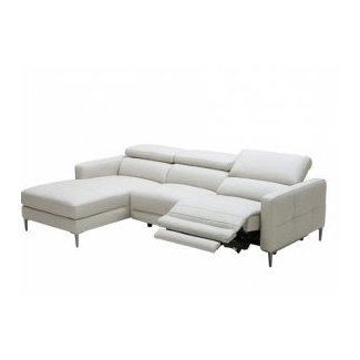 Enchanting Small Sectional Sofa With Recliner With Small ...
