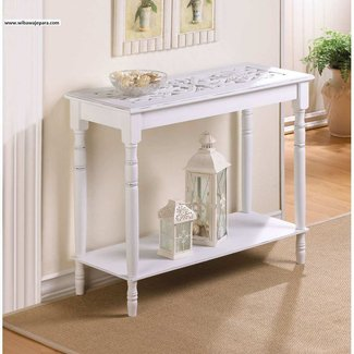 Entry Tables - Console Tables