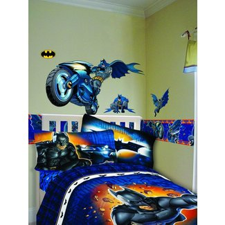 Excellent Batman Bedroom Décor ~ Bedroom