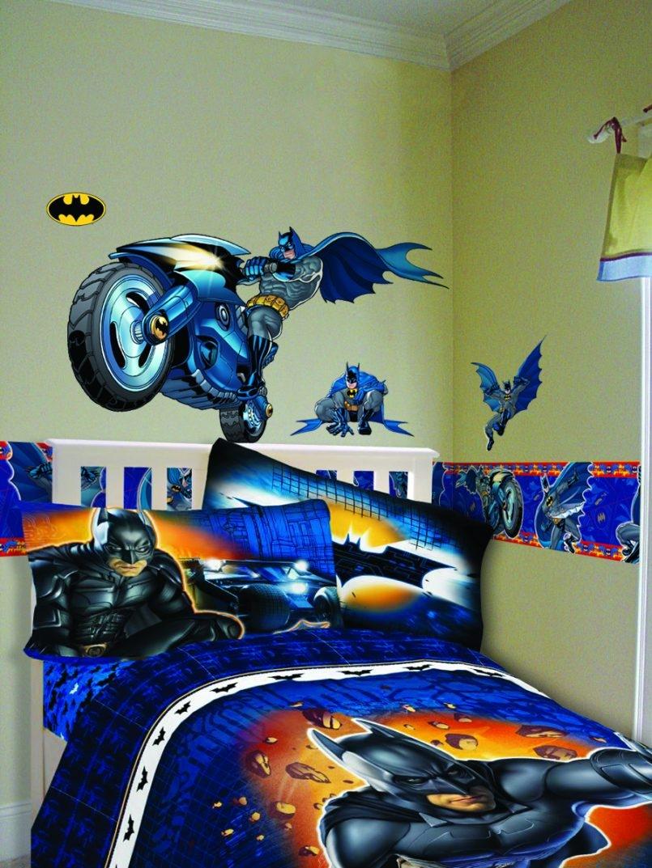 Excellent Batman Bedroom Décor ~ Bedroom