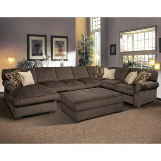 Extra Large Sectional Sofa Thesofa