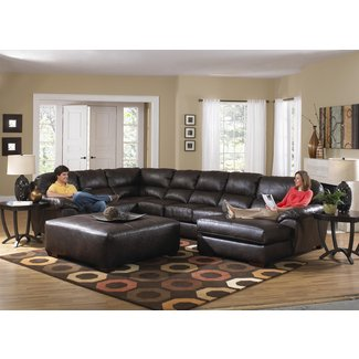 Extra Large Seven Seat Sectional by Jackson Furniture ...