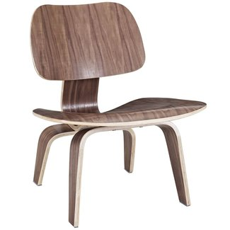 Fathom Wood Lounge Chair