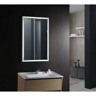 Fiori Lighted Vanity Mirror LED Bathroom Mirror