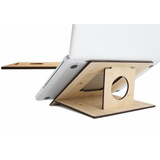 Flio - Ultra Portable Laptop Stand Review » The Gadget
