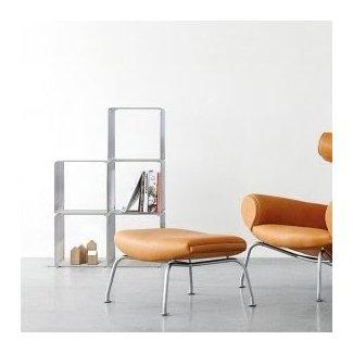 Fodskammel til Ox Chair - Corona læder
