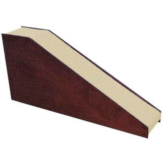Free Standing Carpeted Wood Indoor Dog Bed Ramps ...