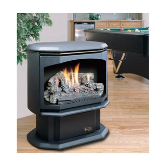 50 Free Standing Ventless Gas Fireplace Up To 70 Off Visual Hunt