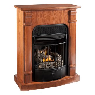 free standing ventless gas fireplace pertaining to Your ...