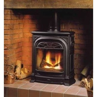 FREESTANDING GAS FIREPLACE STOVE – Fireplaces
