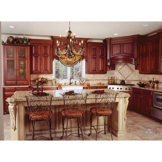 French country kitchen cabinets picture | Home Design