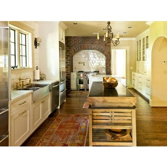 French Country Kitchen Cabinets: Pictures, Options, Tips ...
