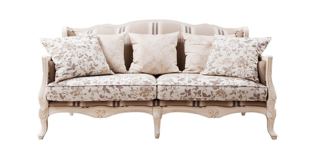 French Country Sofa |   The Image Kid Has It