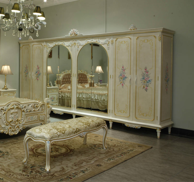 Excellent French Provincial Bedroom Set Design Ideas