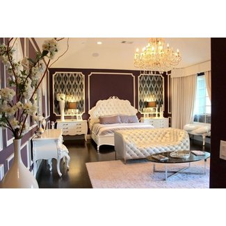 French Provincial Bedroom Ideas-