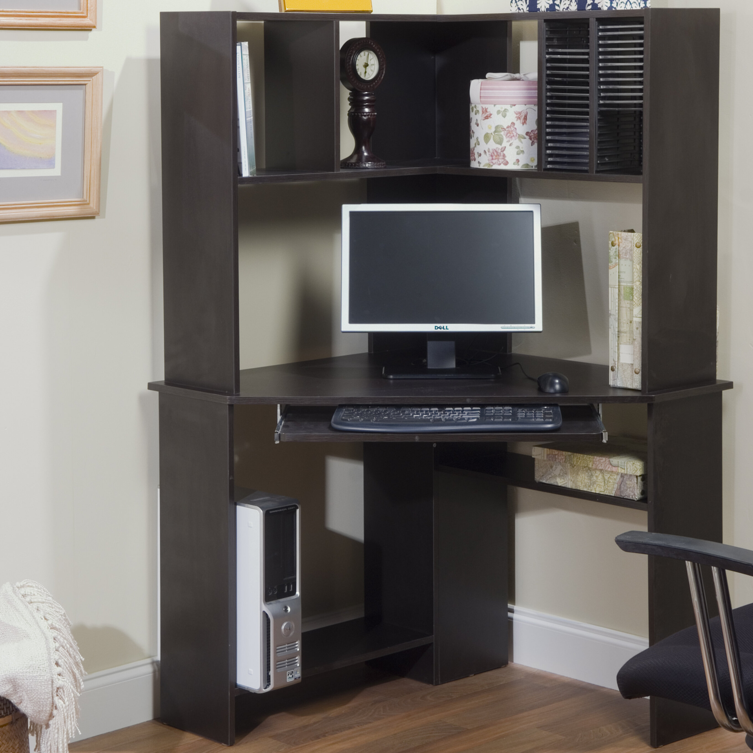 50 Corner Desk With Hutch You Ll Love
