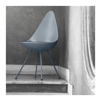 Fritz Hansen 3110SC Drop Chair Seat Cushion