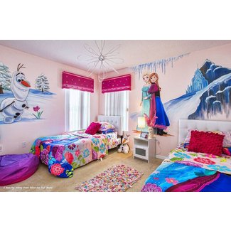 Frozen Room Decor - 10 Frozen Inspired Room Decor Ideas