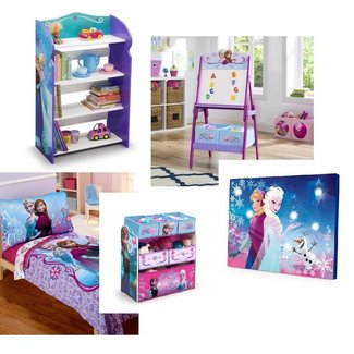 Frozen Room Decor Items Discount at Walmart! Bookcase Just ...
