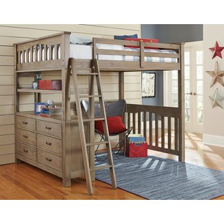 Full Size Loft Bed Designs » InOutInterior