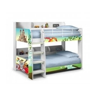 Full Size Loft Bed With Desk. Full Size Of Bunk