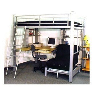 Full Size Studio Loft Beds @