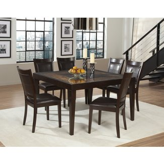 Furniture Handsome Kitchen Table Set With Cute Dining ...