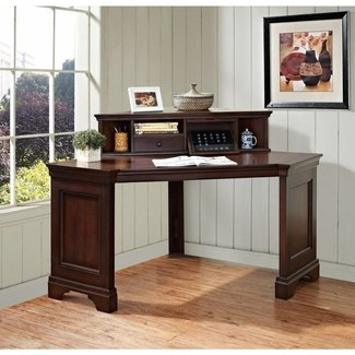 Furniture: Small Corner Desk With Hutch For Workspace Ideas