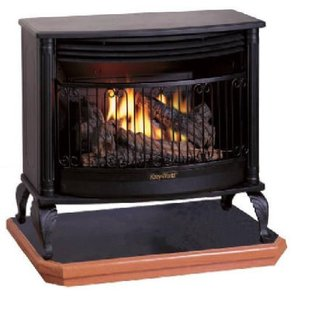 Gas Fireplace | eBay